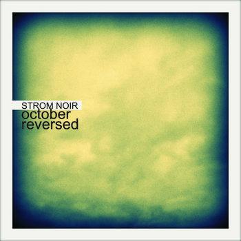 october reversed [ep] cover art