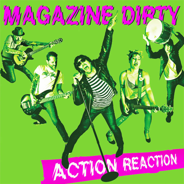 Action Reaction cover art
