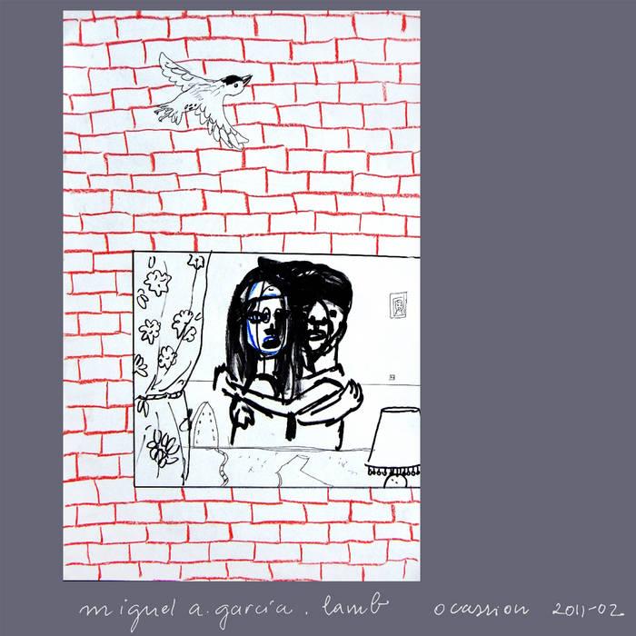 Miguel A. García . Lamb cover art