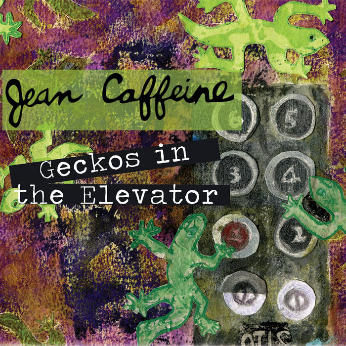 Geckos in the Elevator cover art
