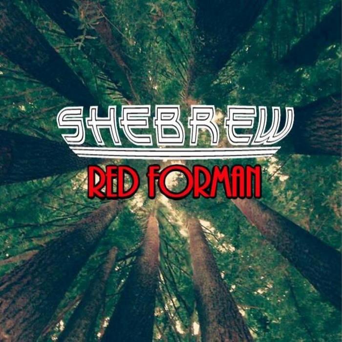 RED FORMAN E.P cover art