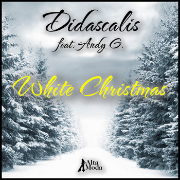 White Christmas E.P. (feat. Andy G) cover art