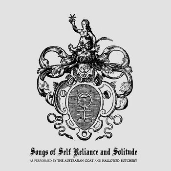 Songs of Self Reliance and Solitude cover art