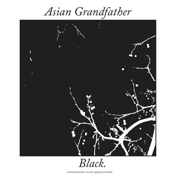 Asian Grandfather - Black EP cover art