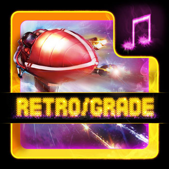 Retro/Grade Soundtrack cover art