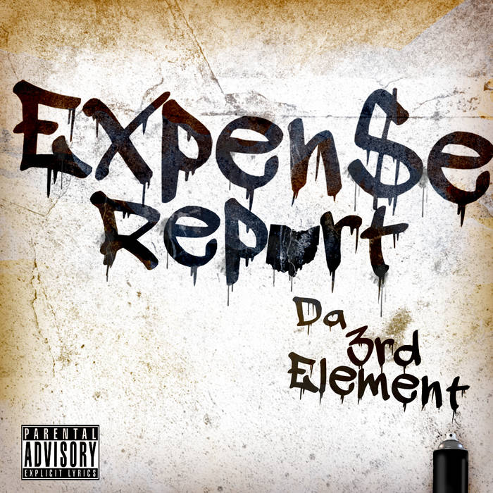 Expense Report cover art