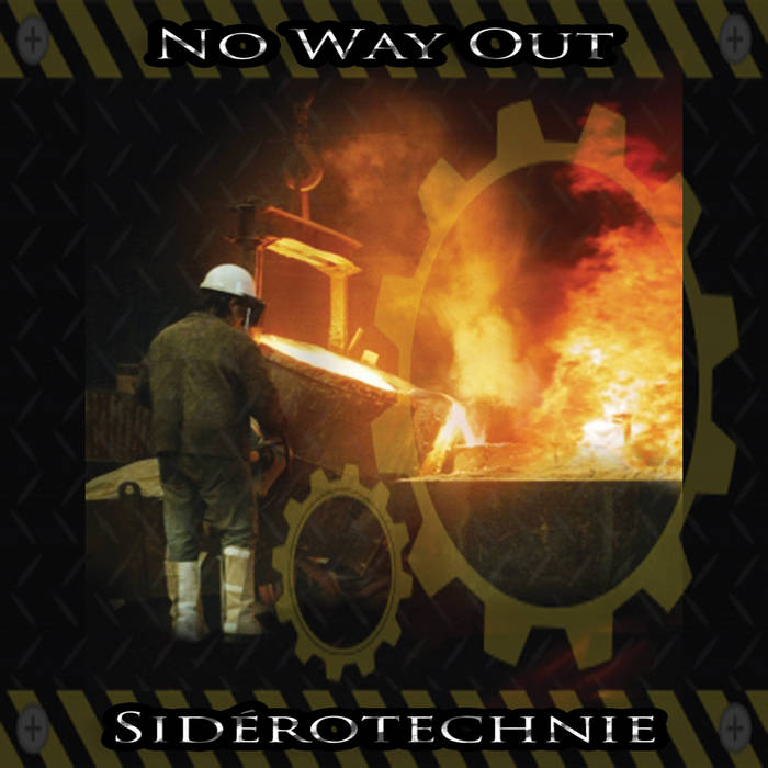 Sidérotechnie cover art