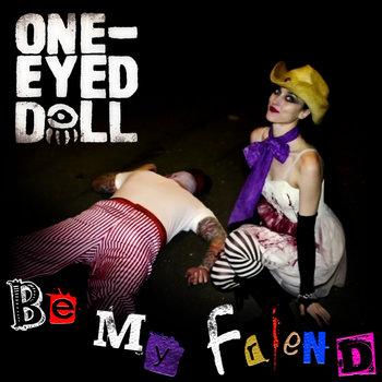 Be My Friend (Single) cover art