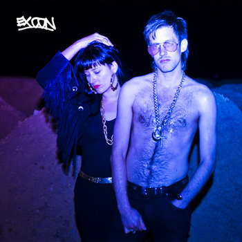 "EX CON 7"" (BV007) cover art"