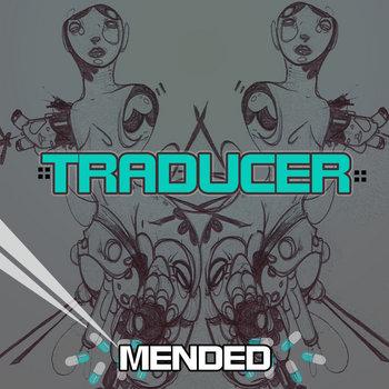 React:09 - Mended cover art