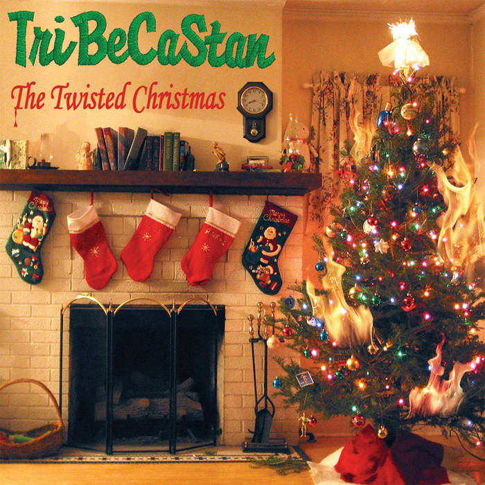 The Twisted Christmas cover art