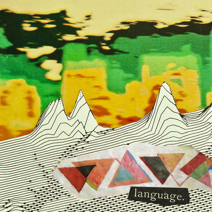 Wave Language EP cover art