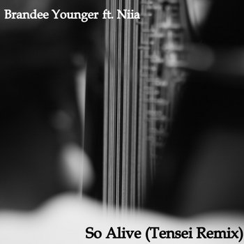 So Alive, Tensei Remix cover art