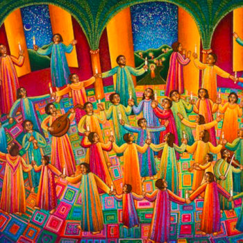 Rejoice... and Again I Say, Rejoice! cover art