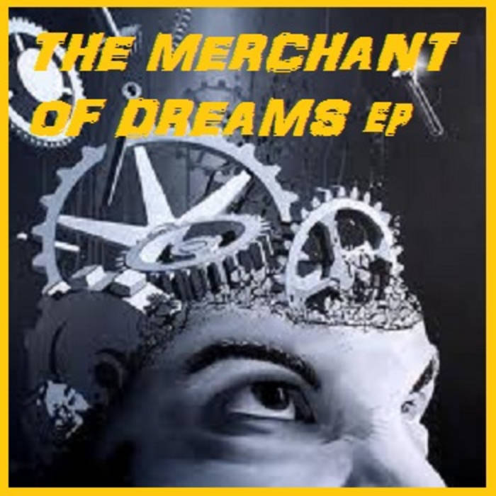 The Merchant Of Dreams cover art