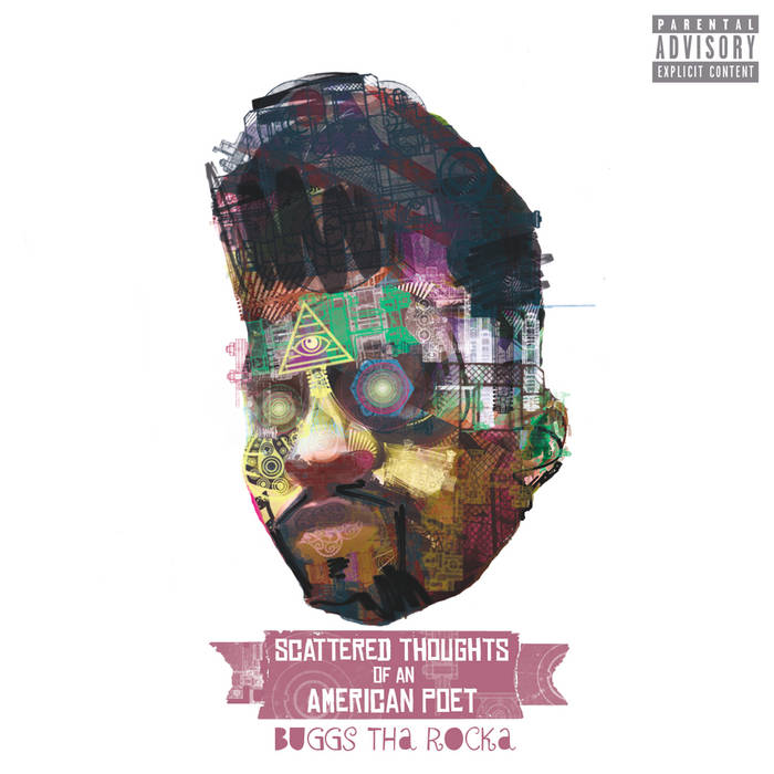 Scattered Thoughts Of An American Poet cover art
