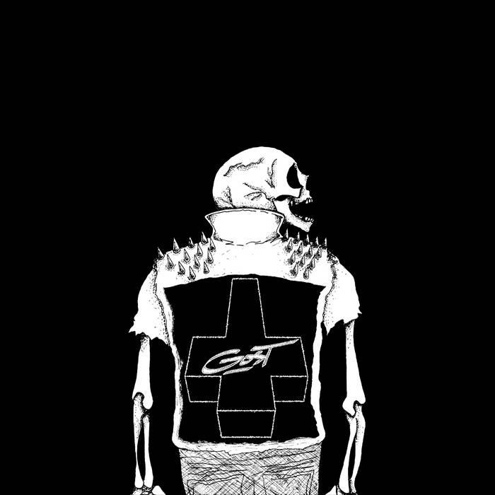 Skull cover art