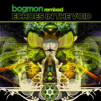 Bogmon Remixed - Echoes in the Void cover art