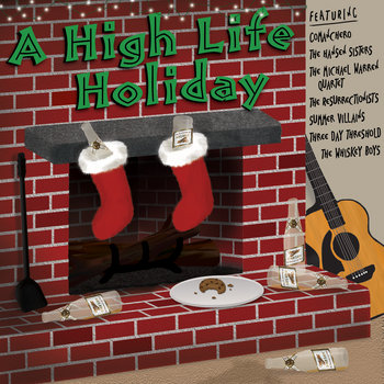 A High Life Holiday cover art