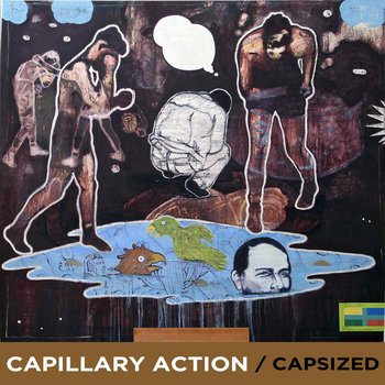 Capsized cover art