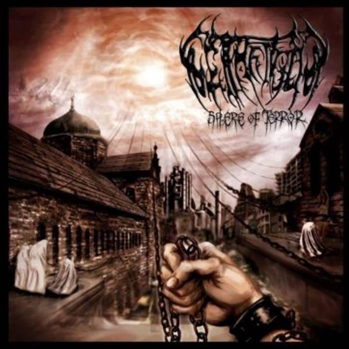 Sphere Of Terror cover art