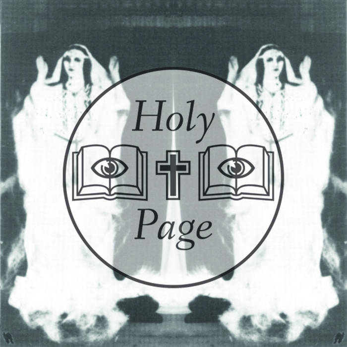 Holy Page Halloween Compilation 2011 cover art
