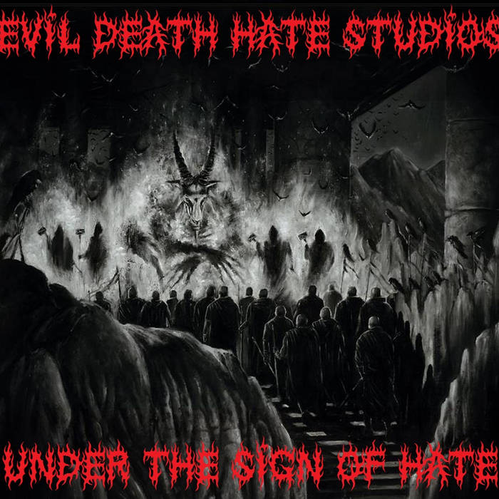 Under The Sign Of Hate cover art