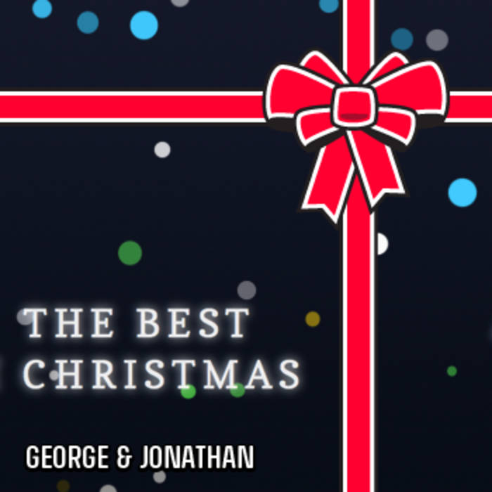 The Best Christmas cover art