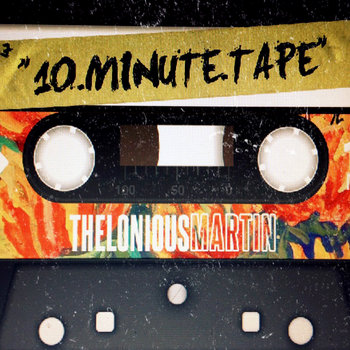 10.Minute.Tape cover art