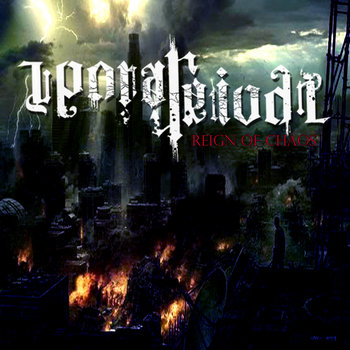 Reign of Chaos EP cover art