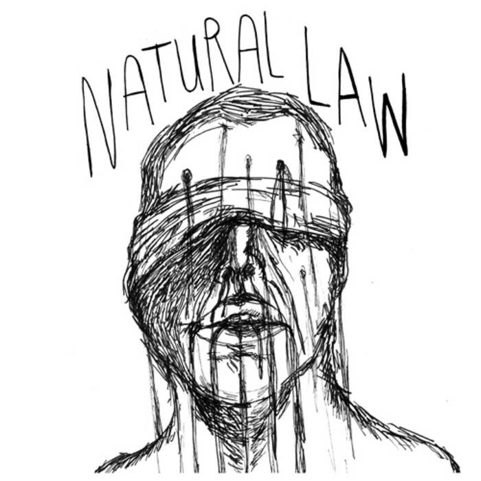 "Natural Law - Spring Trash 7"" cover art"