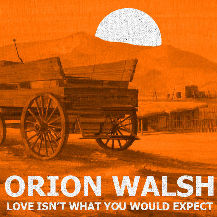 Love Isn't What You Would Expect cover art