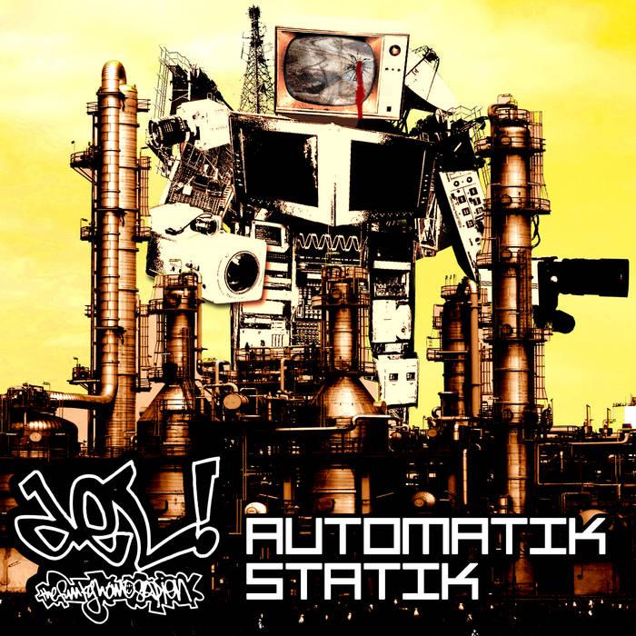 Automatik Statik cover art