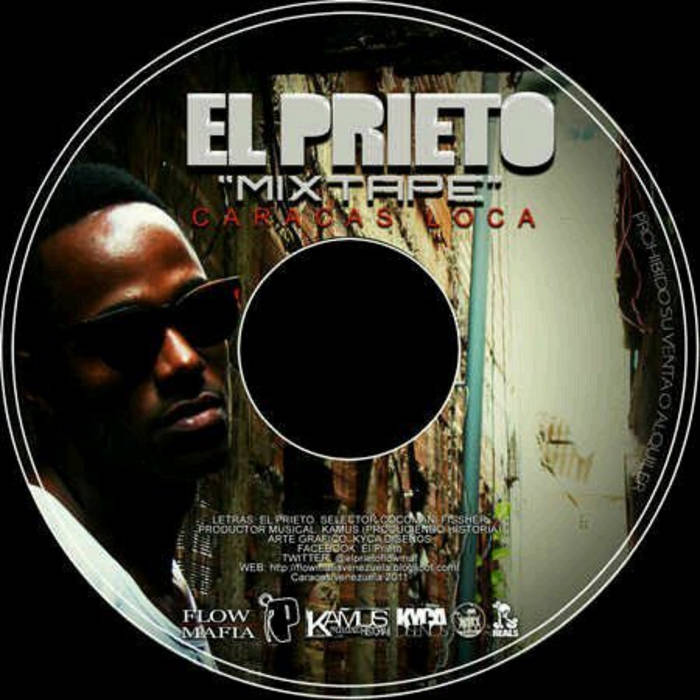 El Prieto cover art