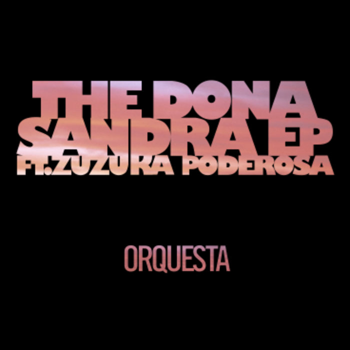The Dona Sandra EP cover art