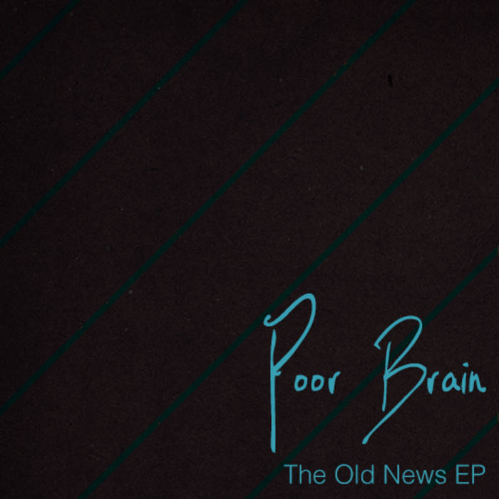 The Old News EP cover art