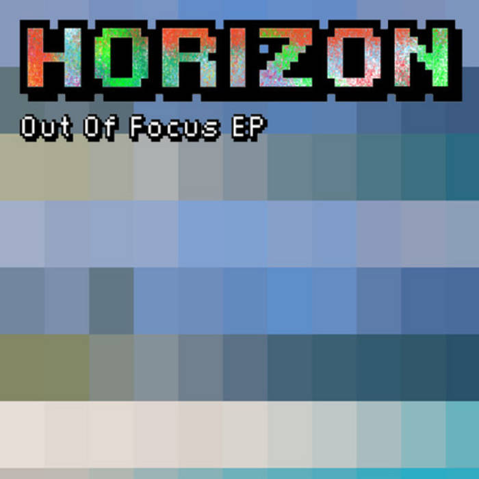 Out Of Focus EP cover art