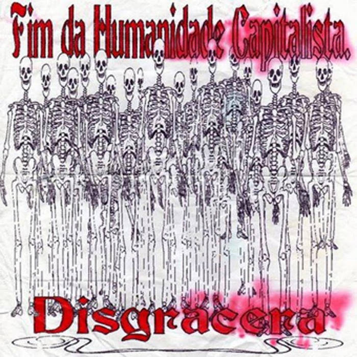 Disgracera cover art