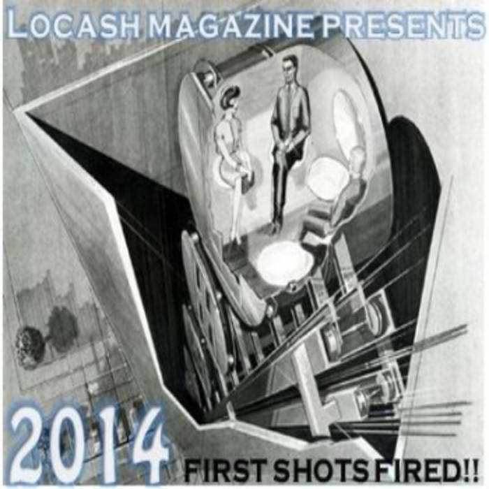 First Shots Fired! 2014 cover art