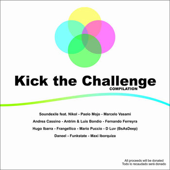Kick the Challenge Compilation cover art
