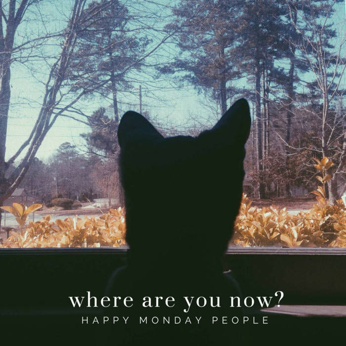 Where Are You Now? cover art