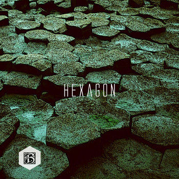 Hexagon cover art