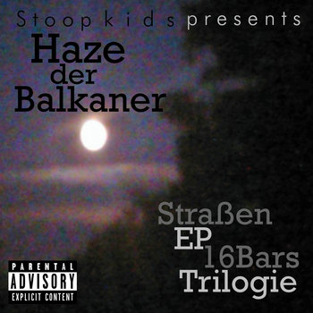 StraßenEP 16Bars Trilogie cover art