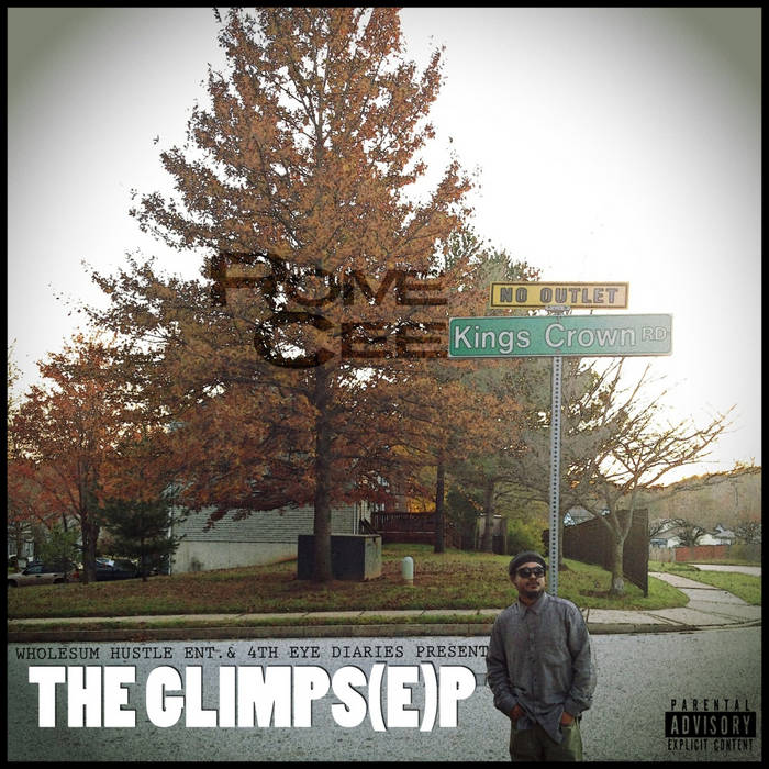 Glimps EP cover art