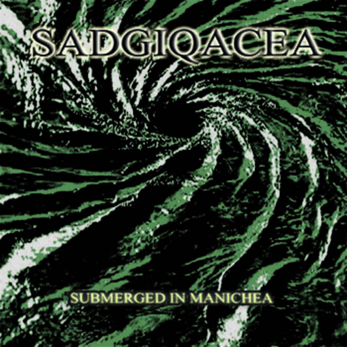 Submerged in Manichea EP CD cover art