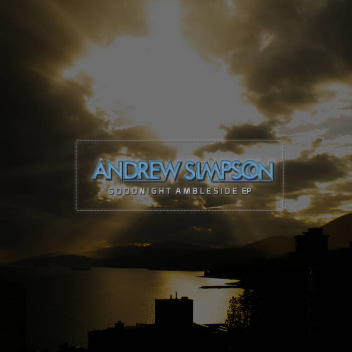 Goodnight Ambleside EP cover art