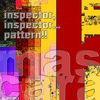 Inspector, Inspector...Pattern!! cover art