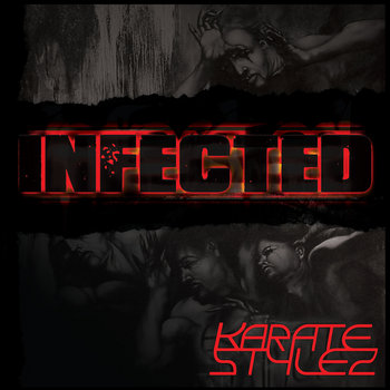 Infected cover art