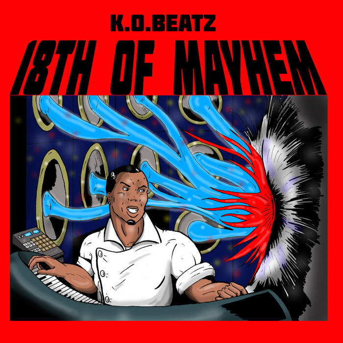 18th of Mayhem - Prime cover art