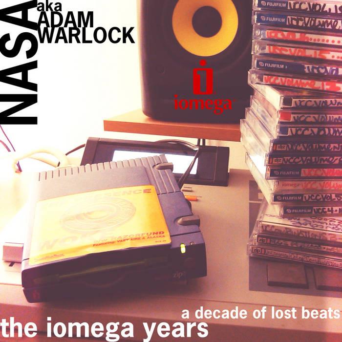 The Iomega Years cover art